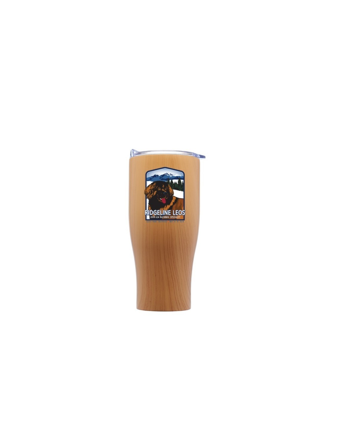 National Logo Tumbler