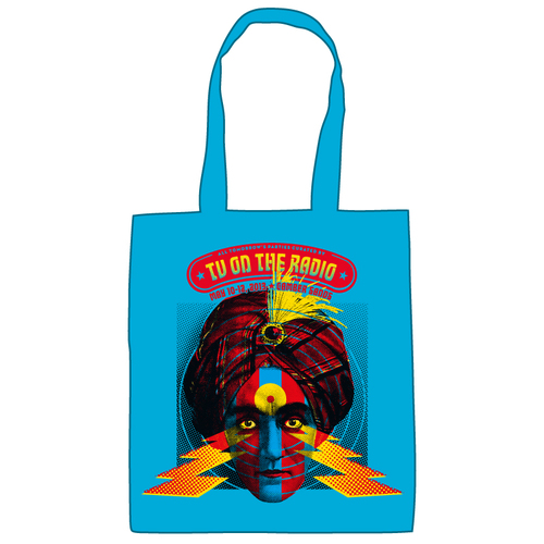 ATP curated by TV On The Radio (tote bag)
