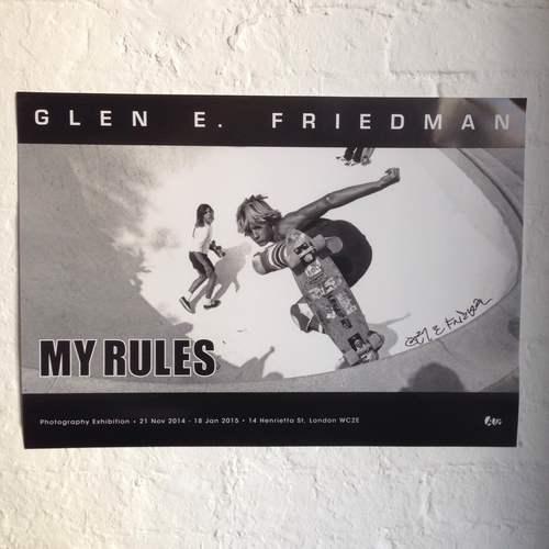 JAY ADAMS / Z-BOYS skateboarding in pool/dogbowl A2 poster