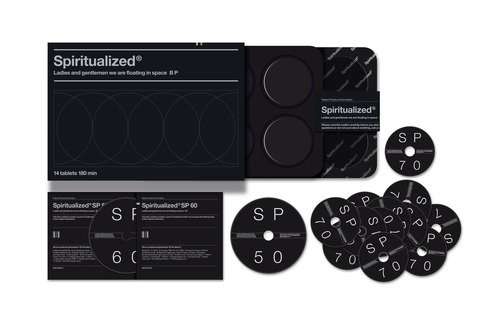 SPIRITUALIZED 'Ladies & Gentlemen We Are Floating In Space' CD Boxset