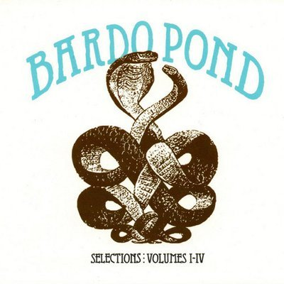 BARDO POND 'Selections Volumes I-IV' CD