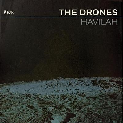 THE DRONES 'Havilah' CD (with bonus disc) / LP