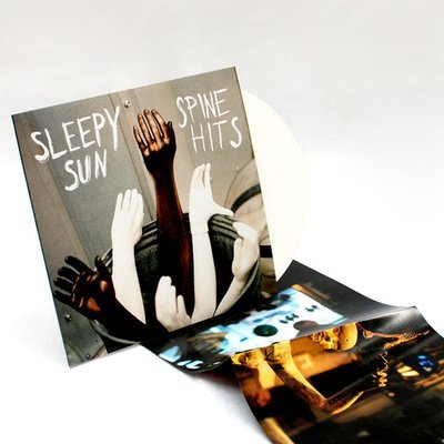 SLEEPY SUN 'Spine Hits' CD / LP + 12 FREE BONUS TRACKS DOWNLOAD!