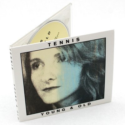 TENNIS 'Young & Old' CD / LP (with download code)