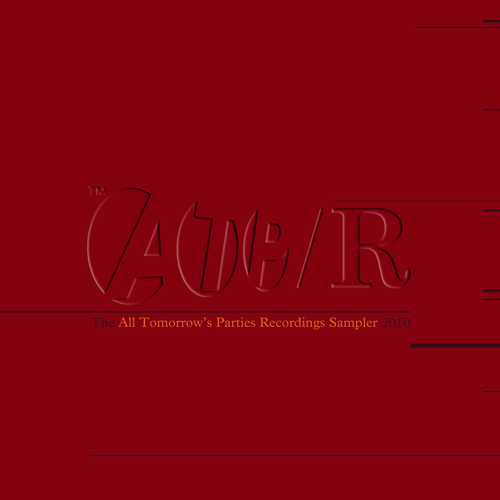"VARIOUS 'ATP/R Sampler 2010' 10"""