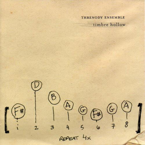 THRENODY ENSEMBLE 'Timbre Hollow' CD