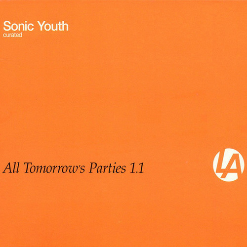 VARIOUS 'ATP 1.1 (curated by Sonic Youth)' CD