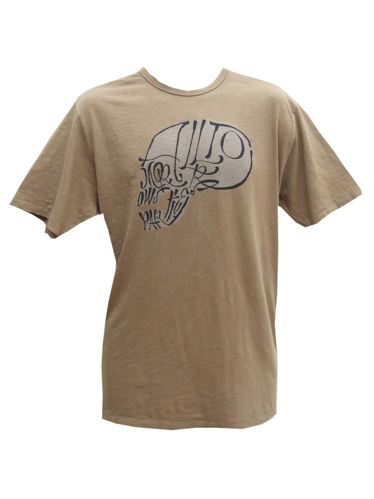 ATP 'Skull' t-shirt (Tim Biskup)