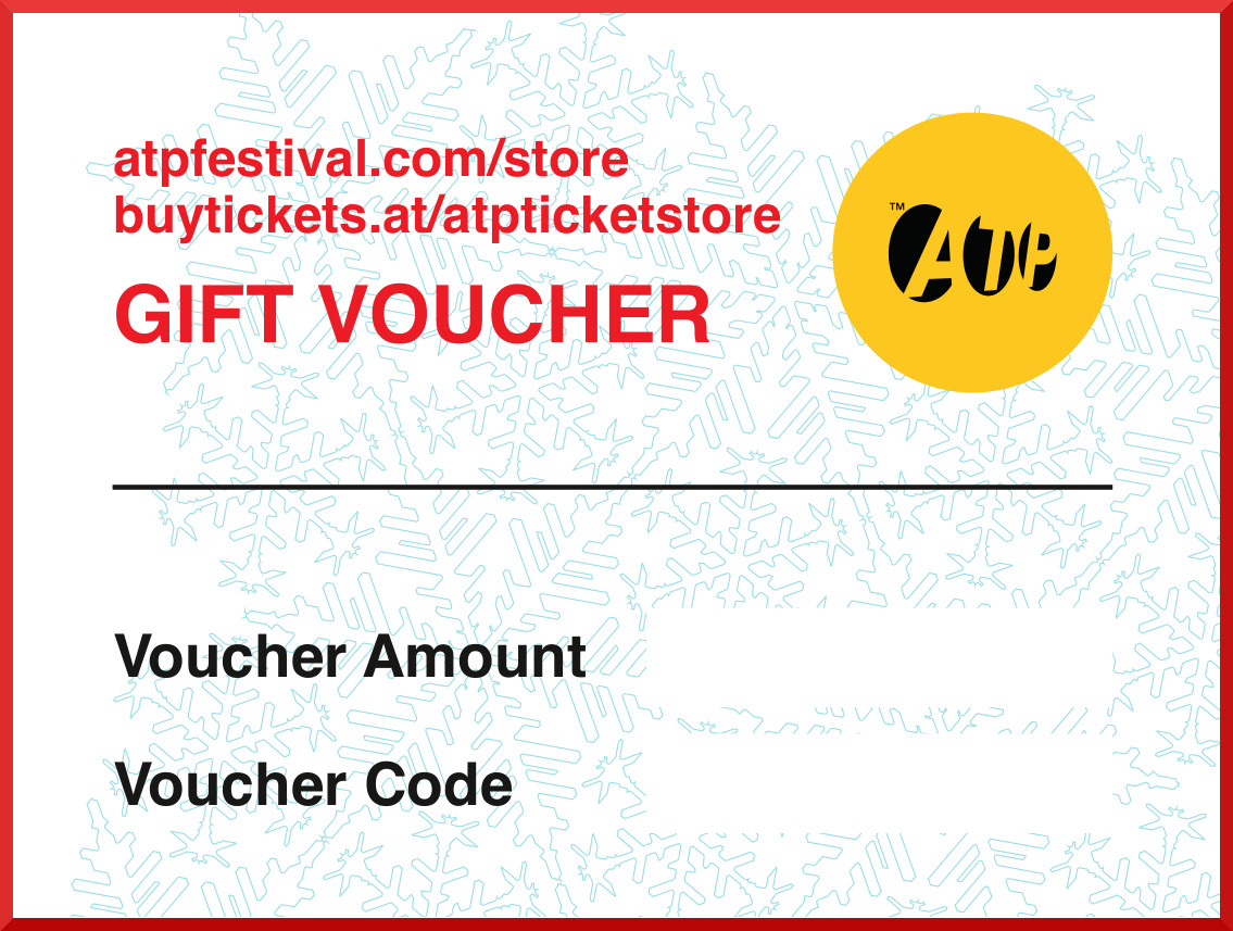ATP Store gift vouchers
