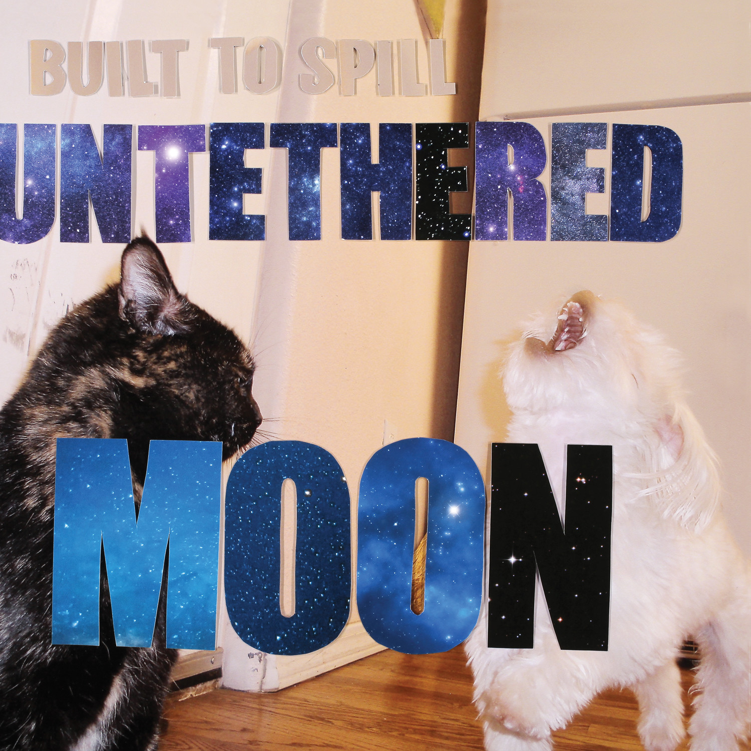 BUILT TO SPILL 'Untethered Moon' CD / LP (with digital copy)