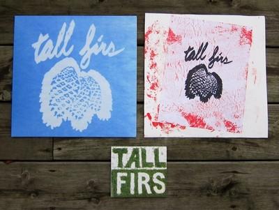 TALL FIRS 2x LP / 1x CD multi-buy offer!