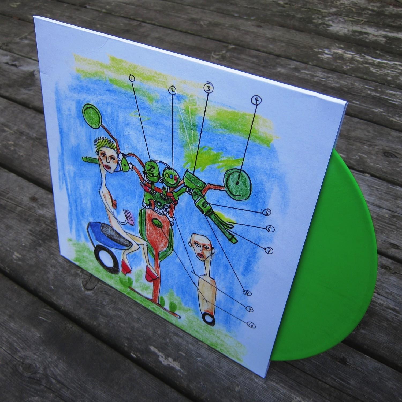 HEBRONIX 'Unreal' CD / LP (with download code)