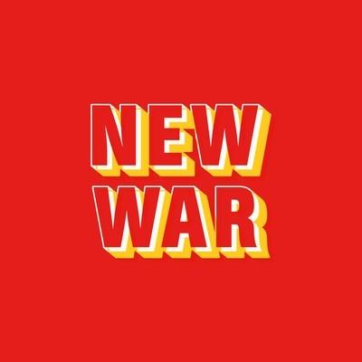 NEW WAR 'New War' CD / LP