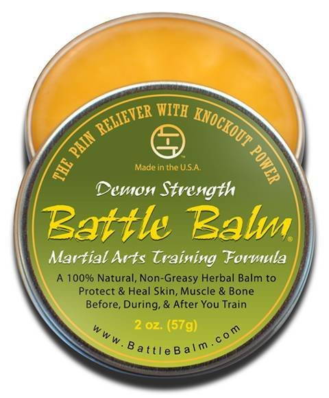Battle Balm: Demon Strength