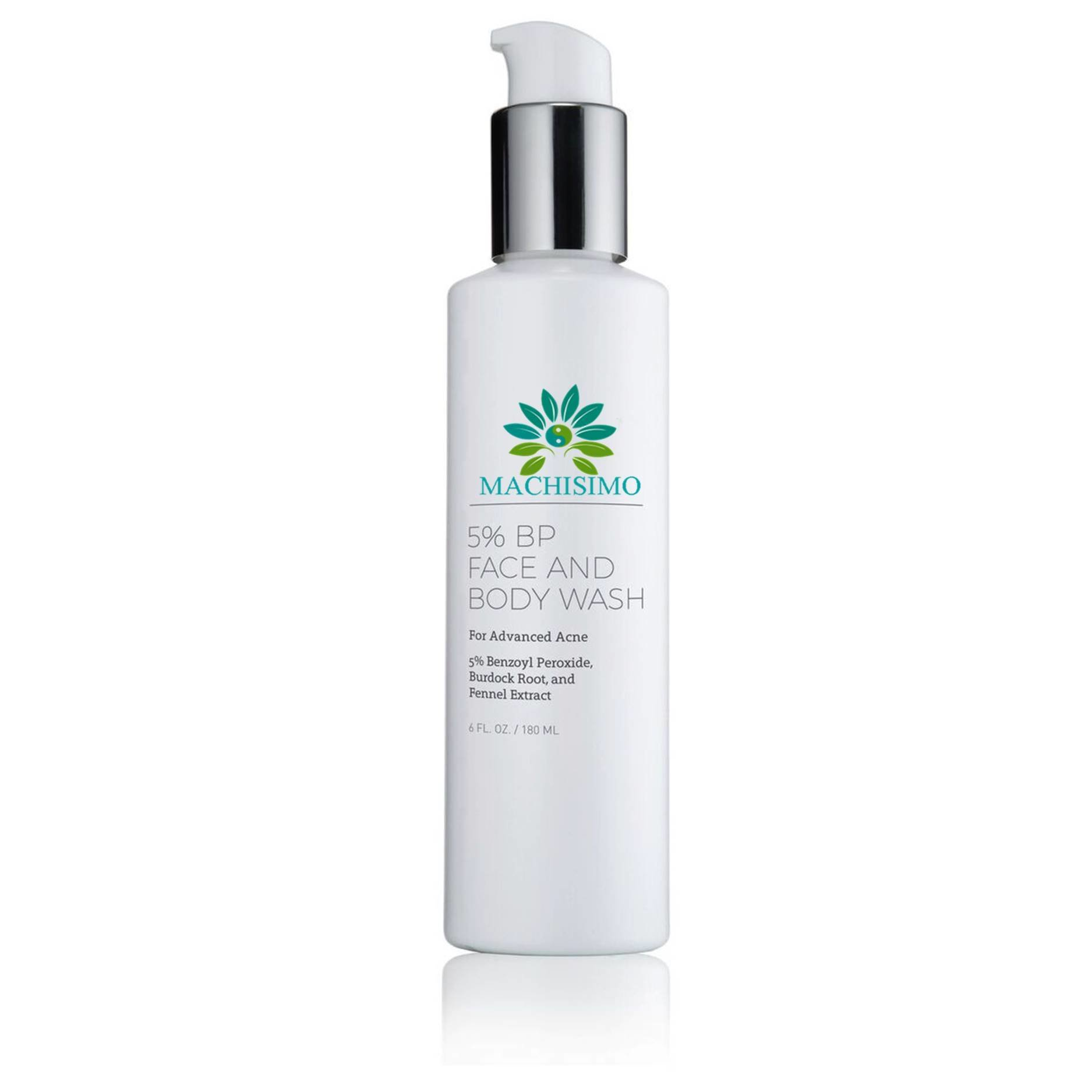 5% BP FACE AND BODY WASH 00001