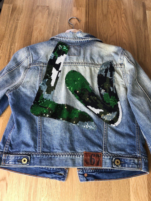 Ralph Lauren Customized Denim Jacket