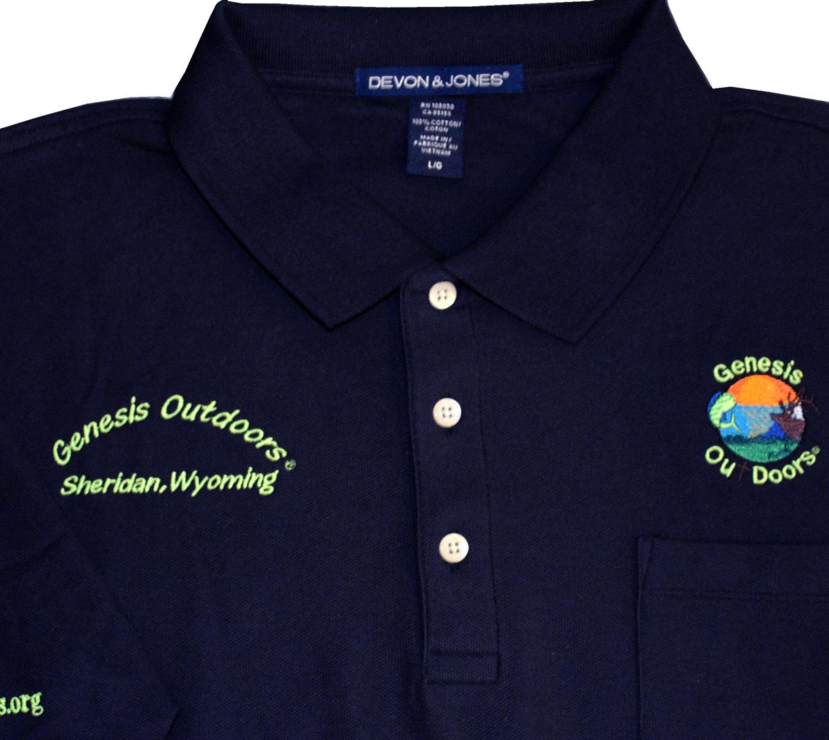 Genesis Polo Shirts GOPOLO
