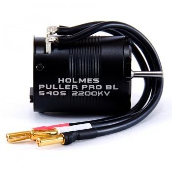 Holmes Hobbies Puller Pro BL 540 Stubby 2200KV