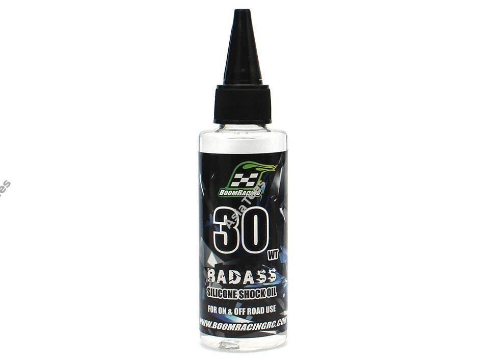 Boom Racing BADASS Silicone Shock Oil 30wt 60ml