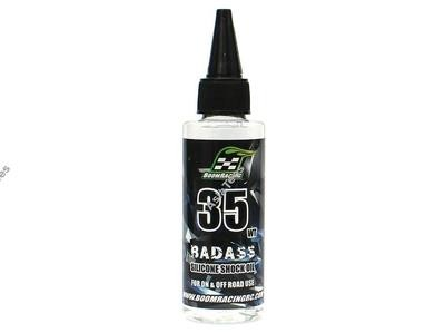 Boom Racing BADASS Silicone Shock Oil 35wt 60ml
