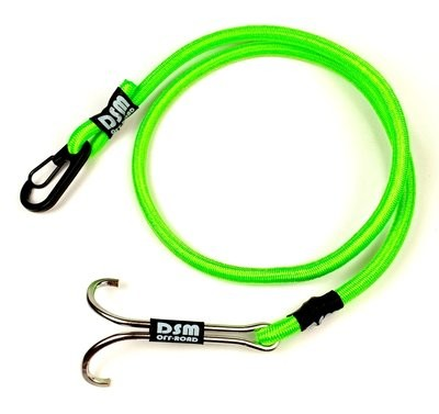 20' HD Self Recovery System (Neon Green)