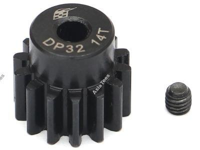 Boom Racing 32P 14T / 3.175mm Steel Pinion Gear - 1 Pc