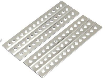 Team Raffee Co. Aluminum Anti Skid Sand Ladder Plate For 1/10 RC Crawler (2)