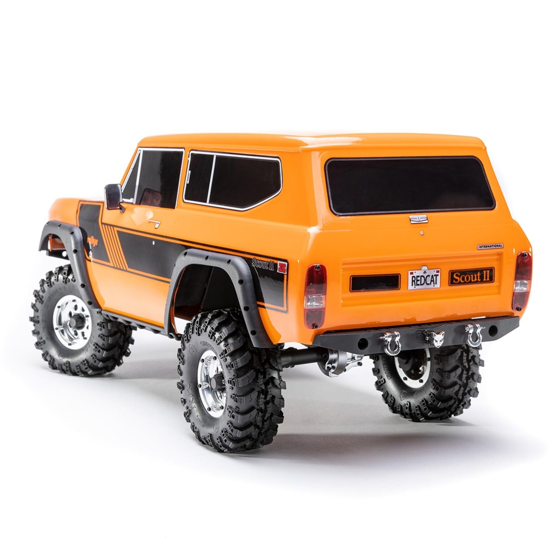 Gen8 Scout II 1/10 Scale Crawler (Orange)