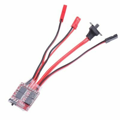 Hobby Details 30a Micro Brushed Esc (Winch Controller)
