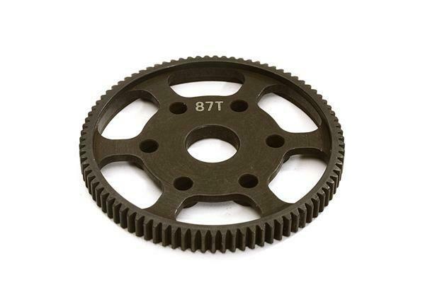 Integy Billet Machined Steel Spur Gear 87T for Redcat Everest Gen7 Pro C28329