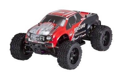 Redcat Racing Volcano EPX 1/10 Scale Electric Monster Truck (Red)