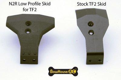 N2R Low Profile Skid