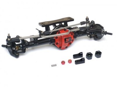Boom Racing Complete Assembled Scale PHAT Front Axle Version 2