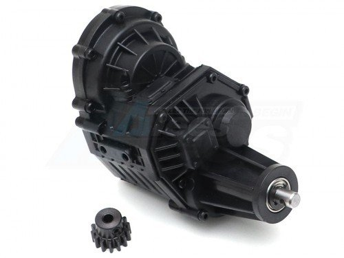 King Kong RC Assembled Gear Box w/ Steel Gears