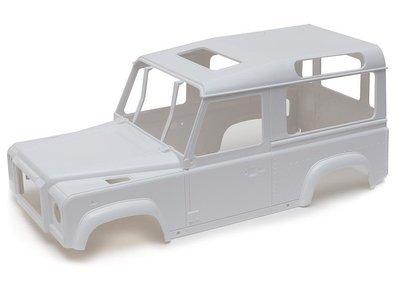 Team Raffee Co. Defender D90 1/10 Hard Plastic Body Kit W/ Interior DIY Version