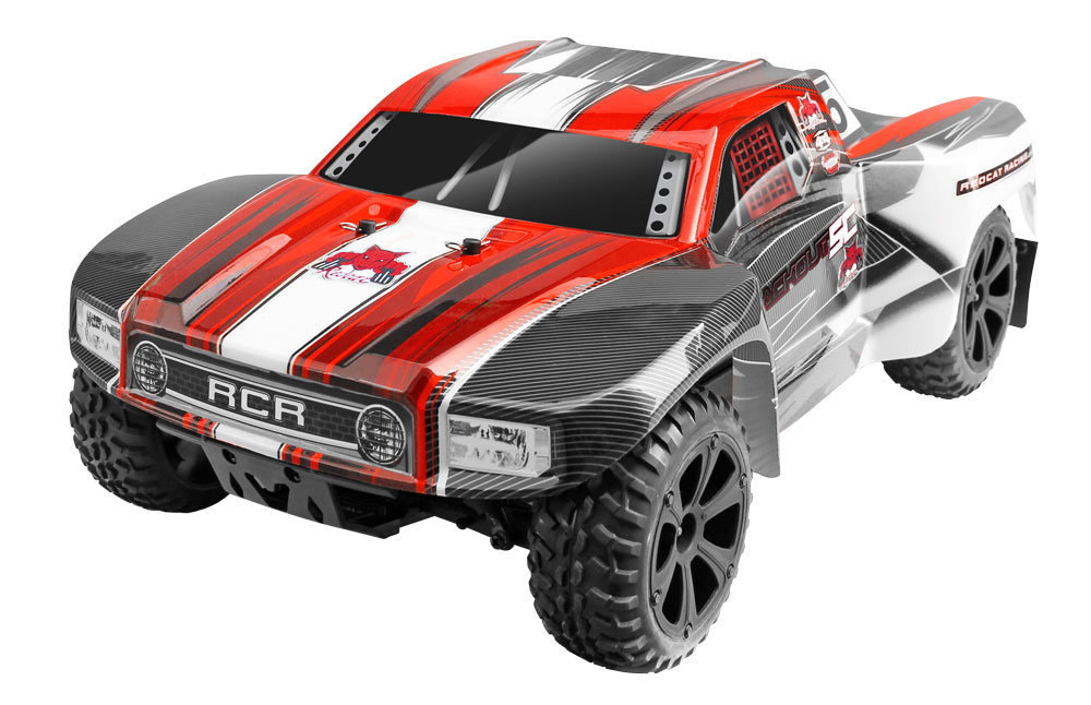 Redcat Racing Blackout SC (Red)