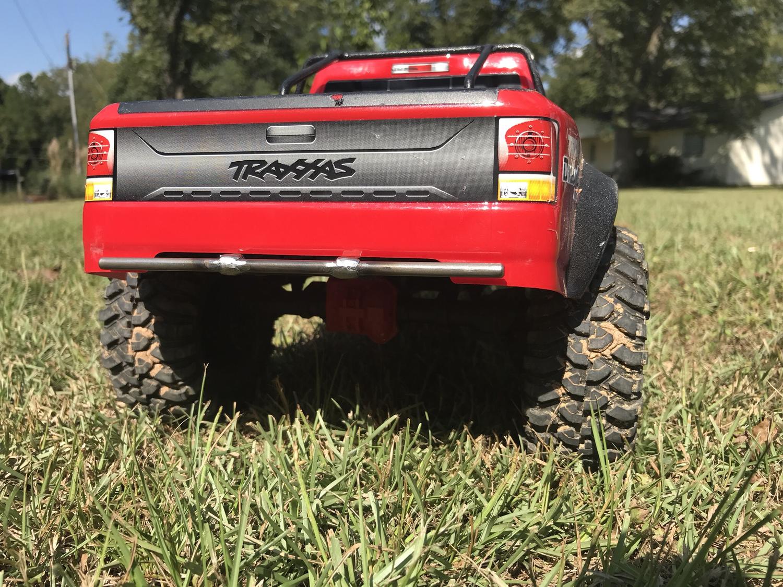 Rear Bumper for TRX-4 Sport