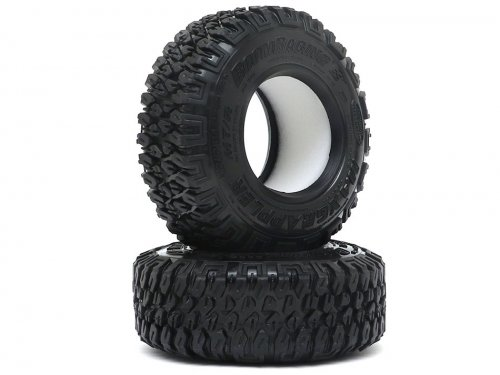 "Boom Racing 1.9"" MAXGRAPPLER Scale RC Tire Gekko Compound 3.82""x1.26"" (97x32mm) Open Cell Foams (2)"