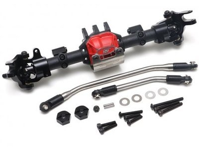 Boom Racing Complete Front Assembled AR44 PHAT™ Axle w/ BADASS Universal Shafts (Prepay/Preorder))