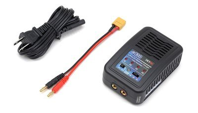 Sky RC E430 Lipo/LiFe Balance Battery Charger for 1-4 Cell Lithium Polymer Batteries