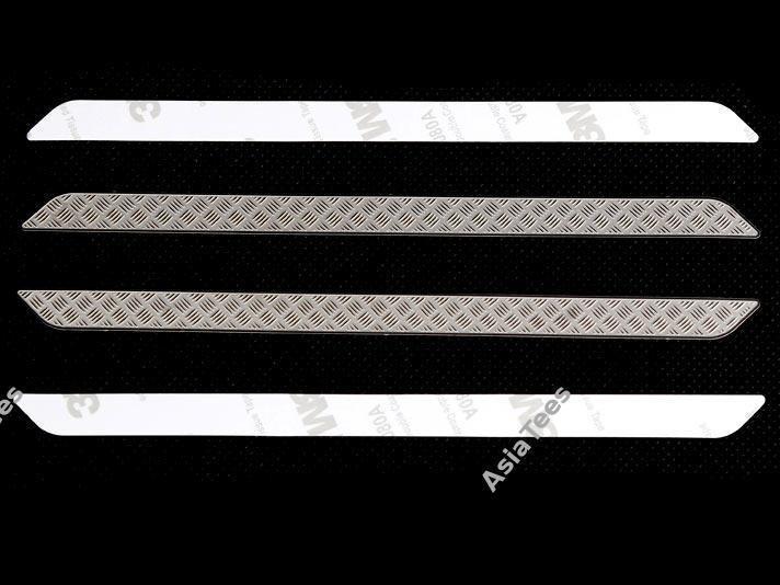 GRC Diamond Plate Side Step Panel Style A for TRX4