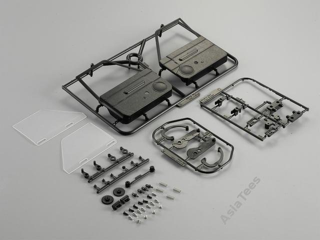 Killerbody Movable Door & Lifter Window Upgrade Sets for Toyota LC70