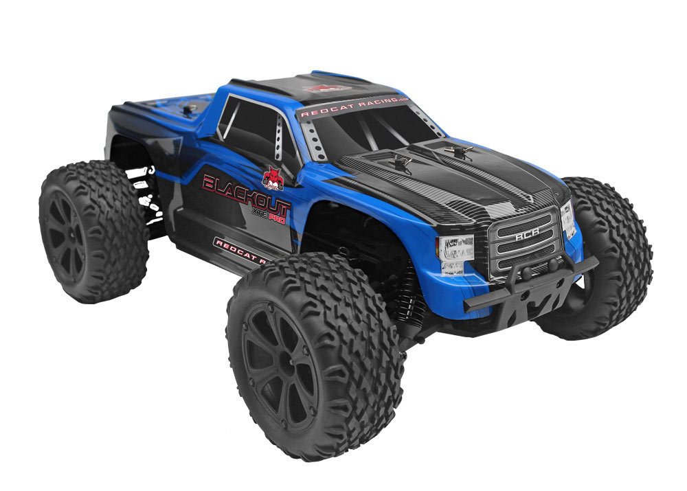 Blackout™ XTE PRO 1/10 Scale Brushless Electric Monster Truck