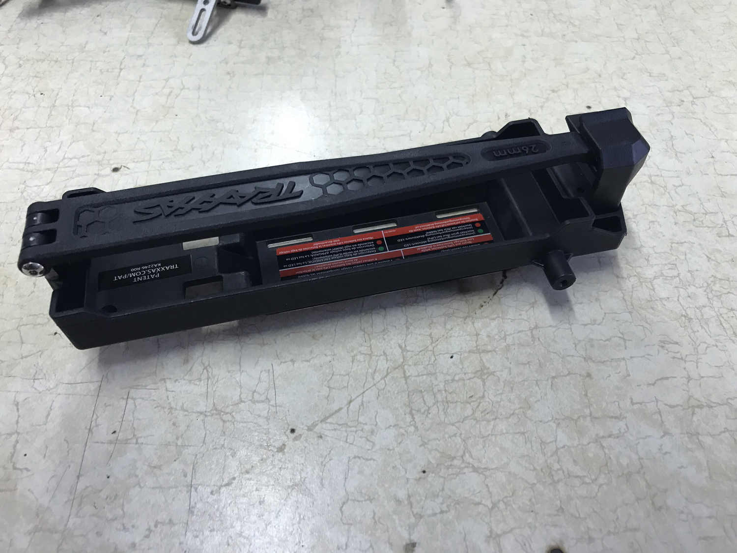 Trx4 Battery Tray