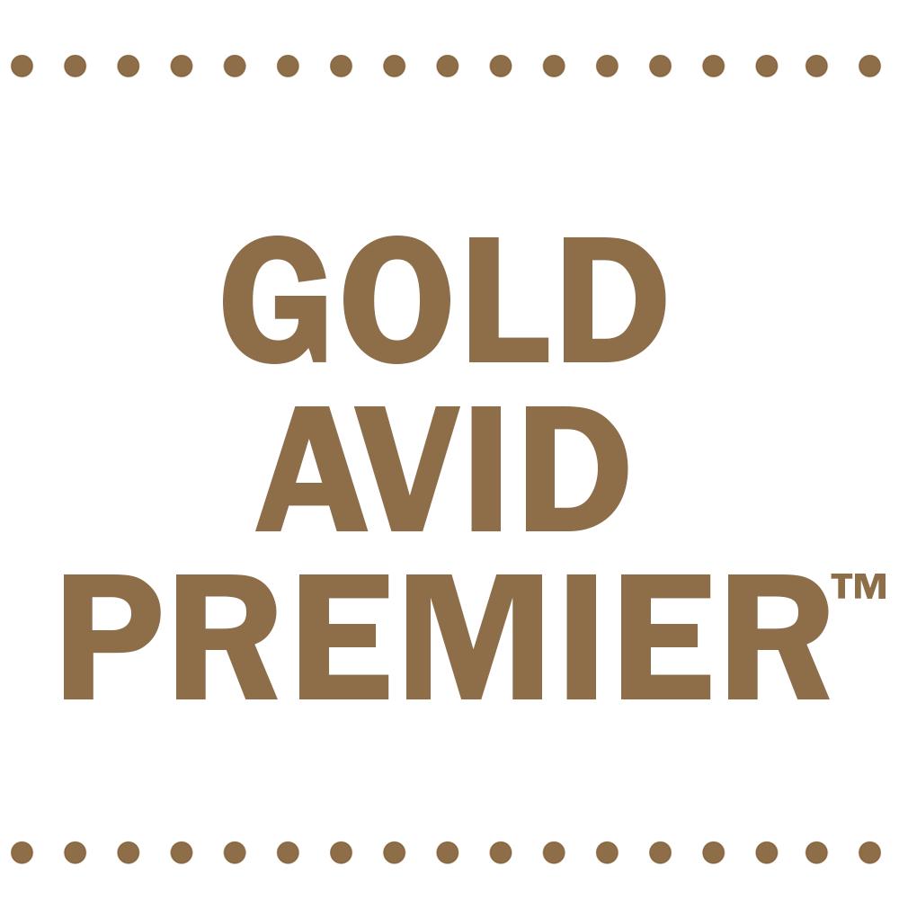 Avid Premier™ Gold Bundle (Save $1,266) 40% Discount