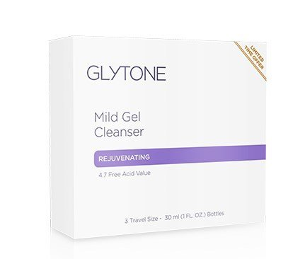 Glytone Mild Gel Cleanser Trial Size