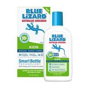 Blue Lizard Australian Sunscreen Kids