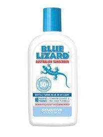 Blue Lizard Australian Sunscreen Sensitive