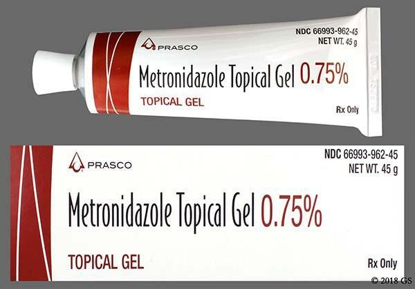 Metronidazole Topical Gel 0.75%