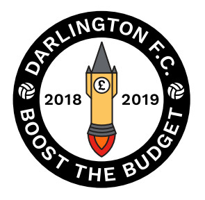 Boost The Budget Pin Badge - BTB Rocket